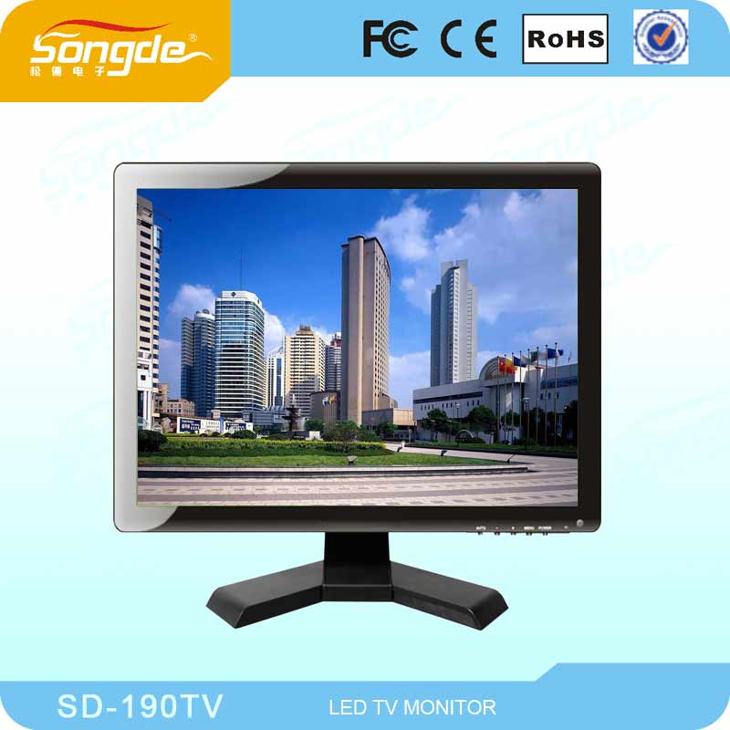 Hot Sale In Mid East 15 17 19 Inch LED LCD TV With Online Price
