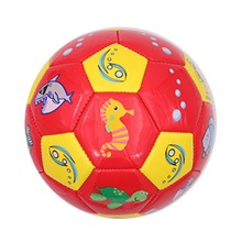 wholesale cheap official size 3/2 machine stitched leather soccer ball sporting goods