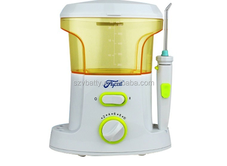 New Dental water jet flosser for teeth whitening mouth wash dispenser