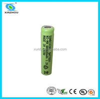 4.8v 600mah ni-mh aaa battery pack