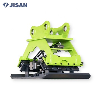 Hydraulic vibrating plate compactor for 20ton Excavator