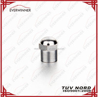 AT Tire Valve Metal Cap/ Plastic Valve Cap