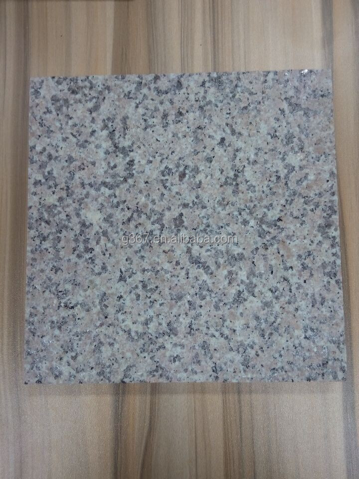 China G367 Sakura Red Granite Big Slab Polished Granite