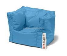 Armrest waterproof infant bean bag chairs kids personalized bean bags