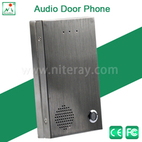 Cheap intercom systems for home with access control door release button