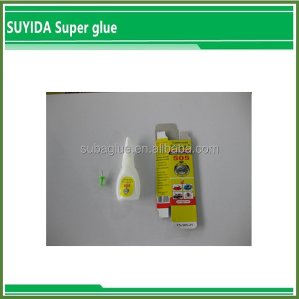 Free Ethyl Cyanoacrylate Adhesive All Purpose Super Glue Bulk