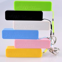 2000mah full capacity Power Bank Made In China charger for Nexus 4 Case