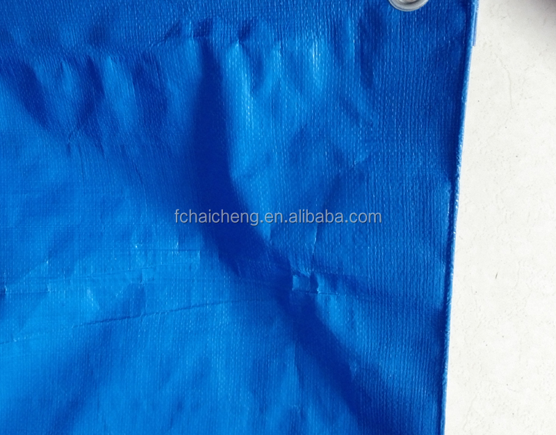 HDPE Woven Fabric Tarpaulin Sheet polyethlene used for Swimming pool covers