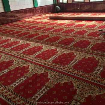all types of mosque carpet