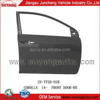 toyota corolla auto door panel