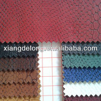 2013 Fashion Snake Skin Pu Leather