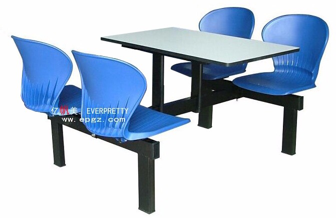 Heavy-duty USA Luxury Furniture School Canteen Furniture Wooden Restaurant Table Chairs