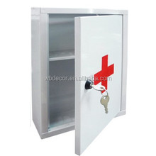 Metal Wall Mounted First Aid Box