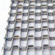 Great - Wall metal conveyor belt for annealing furnace