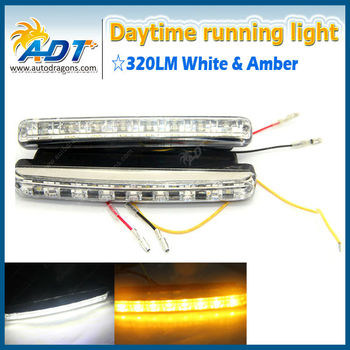 Turn signal function DRL light