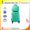 Travel luggage set pc+abs professional cabin luggage set trolley luggage set