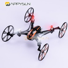 3 IN 1 Climbing & Walking Quadcopter RC Helicopter with Camera