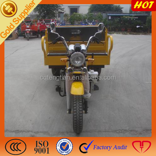 Famous brand Ducar trike motorcycle with wagon