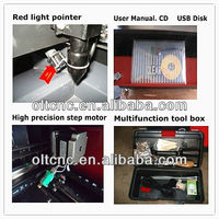 JQ branch company OLT laser engraving machine