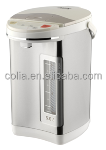 5L charming design electric water boiling air pot