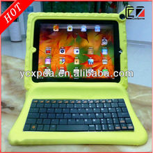 new arrival kids cover EVA keyboard case for ipad