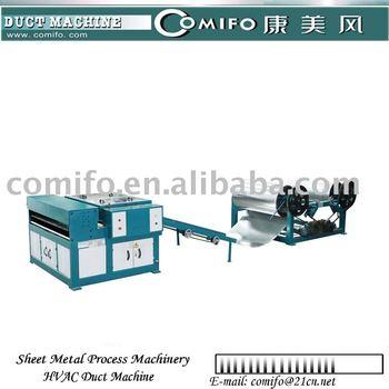 cut to length machine