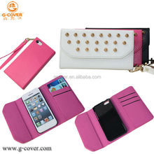 PU Exquisite Protective Sleeve for Phone5 case for iphone 5