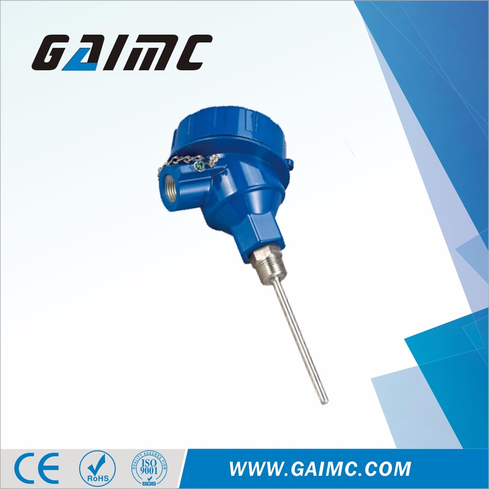 explosion proof armored pt100 rtd temperature sensor
