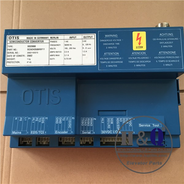 Elevator Semiconductor Converter DO2000 GCA24350BD11 GCA24350AW11