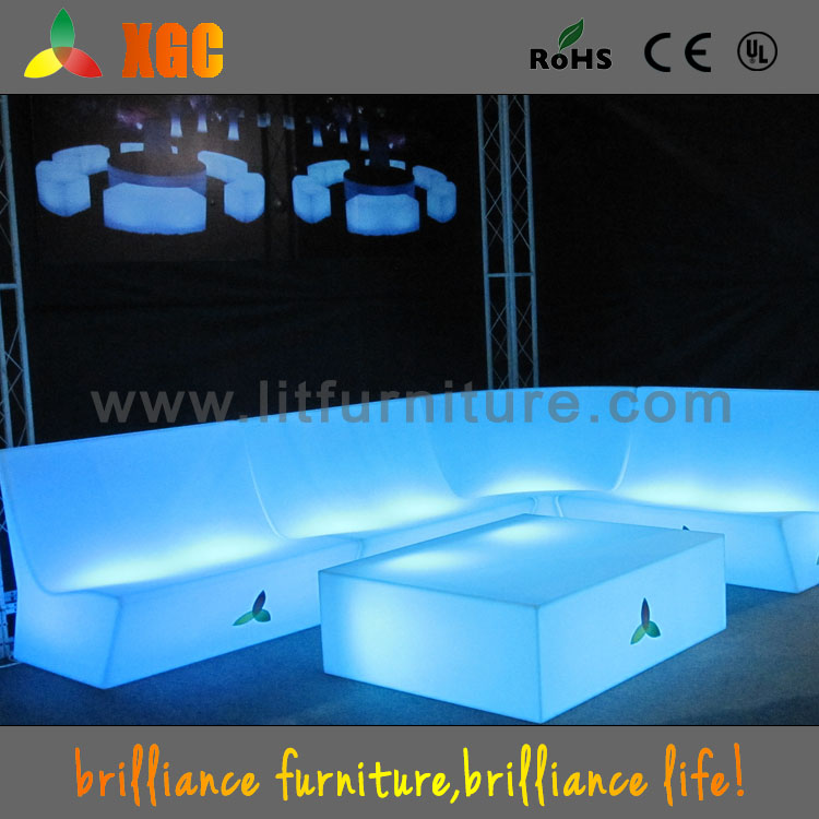 led furniture lighting for household/<strong>bar</strong>/night club/plastic