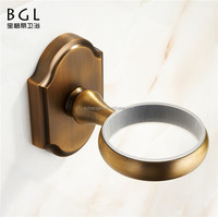 antique bronze plated soap dish for shower room zinc alloy