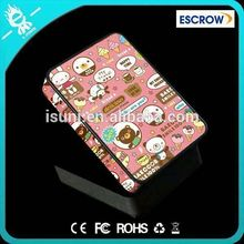 factory new product square big power bank for lenovo s920