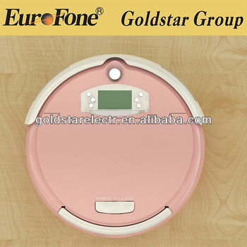 2012 Newest!! 4 In 1 Multifunctional Automatic Robot Vacuum Cleaner RV-750