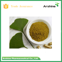 USP Grade Water soluble ginkgo biloba extract powder