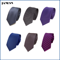 Factory Custom Microfiber Woven Neck Tie