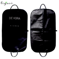 New Design Customized Non Woven Suit Bag Suit Cover Non Woven Garment Bag With Low Price