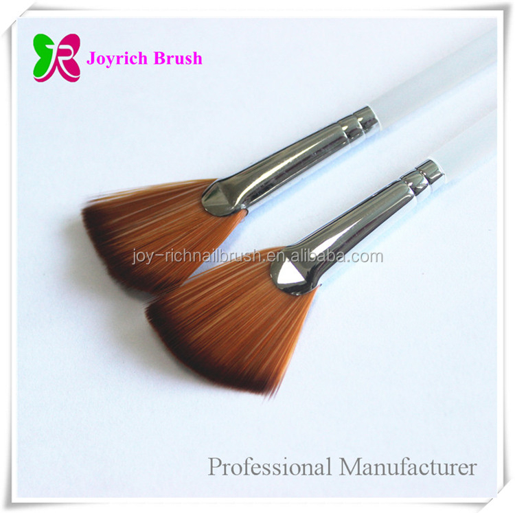 Transparent Handle High Quality Professional Synthetic Brush Fun Mask