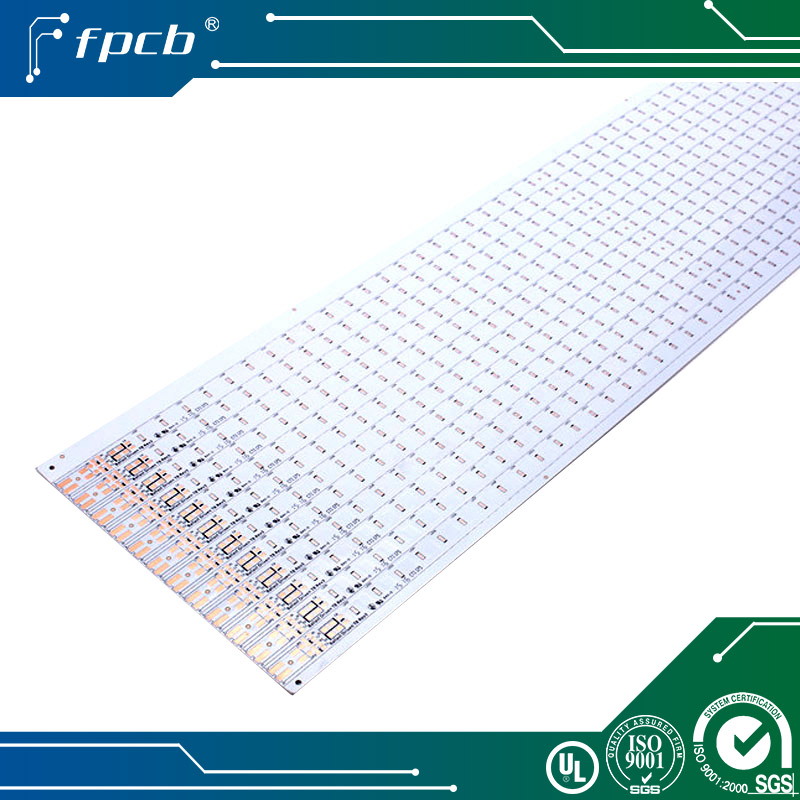 Multifunctional round led board pcb