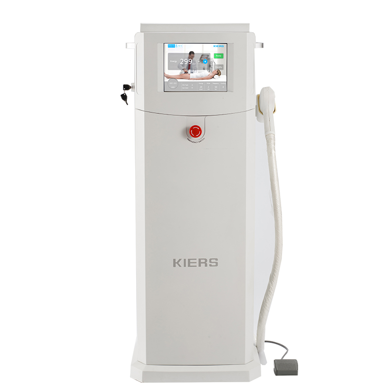 Safe 808/810nm portable diode laser machine