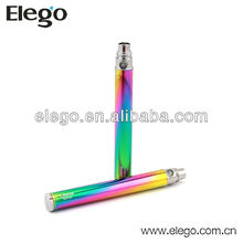 High Quality Vision Spinner Rainbow Electric Cigarette Batteries