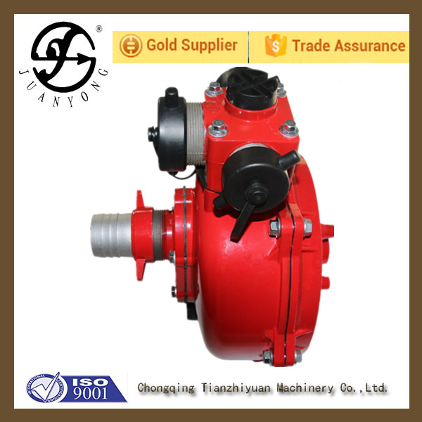 New design twin impeller fire-fighting diesel water pump