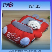 car shaped dog bed,pet sofa in stock