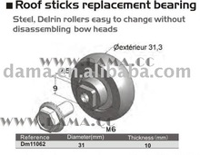 11062 steel roof sticks replacement bearing for truck and trailer