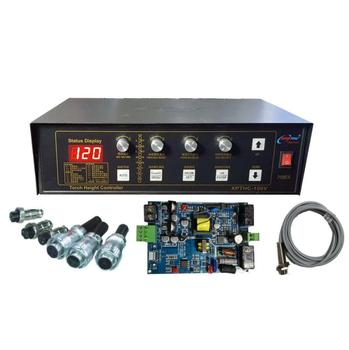 Economical plasma torch height controller for plasma cutting machine