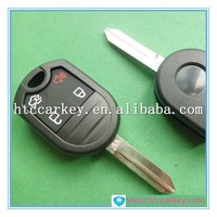 Top quality 4 Button car remote key for ford Edge key