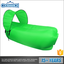 Multi color inflatable air sleeping bag lightweight outdoor sleeping bag