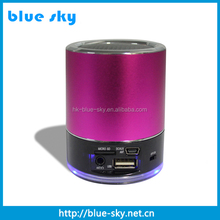 Hot Sale LED Light 2.1 speaker support usb/sd card/ fm