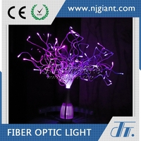 Durable modern fiber optic festive gift/ table centerpieces