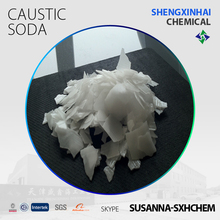Factory Price Caustic Soda Flakes Raw Material Textile detergent soap making formula