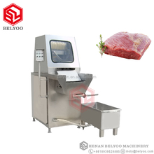 Automatic brine injector for brisket brine injection chicken